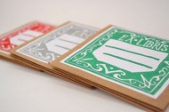 Hand Printed Ex Libris Bookplates. By Sprouts Press http://etsy.me/1myk330