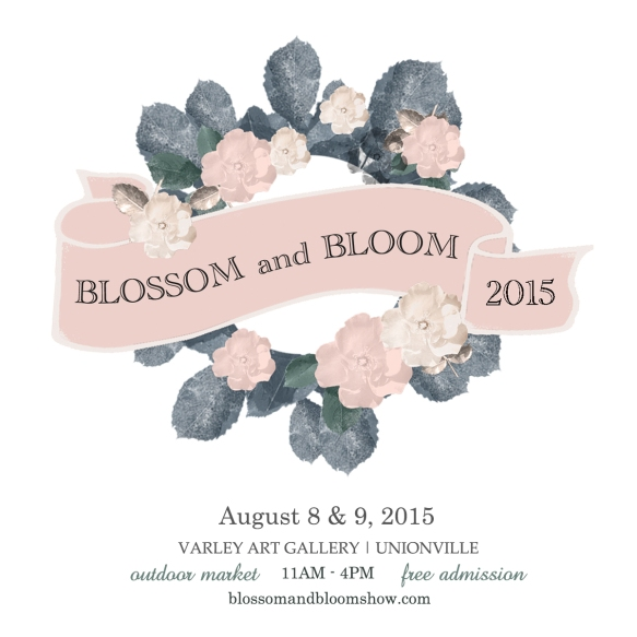 Blossom and Bloom - August